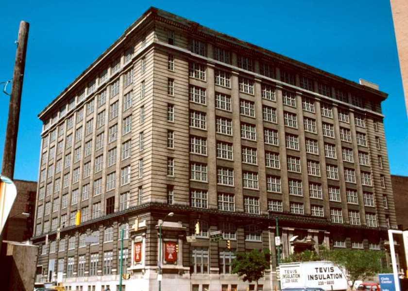 sonneborn building