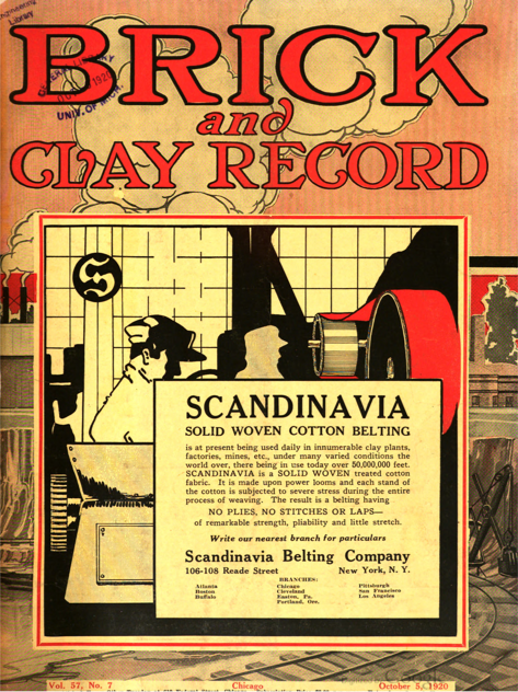 brickandclayrecord