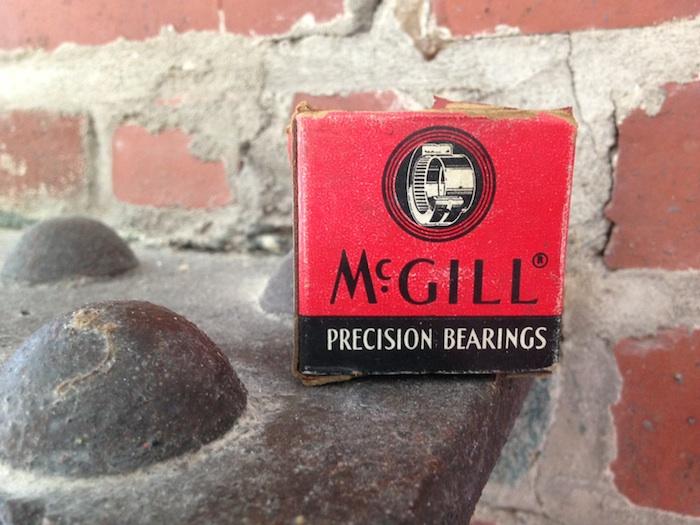 mcgill bearing box