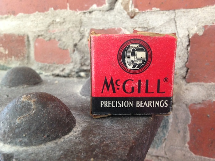 mcgill bearing box
