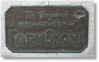 Formstone was but brand name among a host of several stucco products