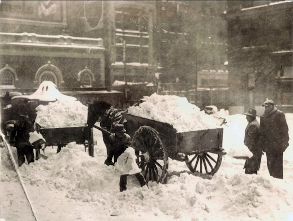 1922 snow baltimore