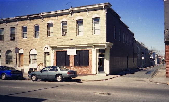 2308 Madison St in 1996