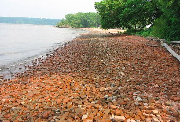 brick-beach