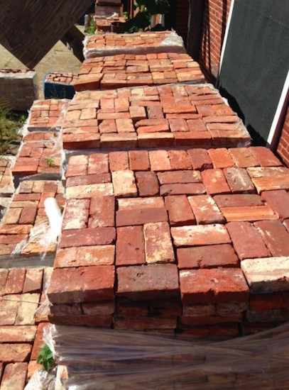 In New York City, virtually every old building brick you come across will  have one of several hundred brands on it. In Baltimore, brick hunting can  be an ... - Baltimore Brick By Brick €� Details Deconstruction And Brick +